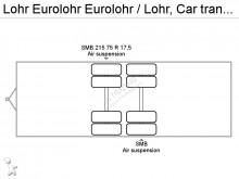 tweedehands overige vrachtwagens met aanhanger onbekend Eurolohr Eurolohr / Lohr, Car transporter, Combi - n°2986199 - Foto 7