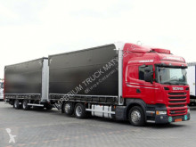View images Scania R 410 / JUMBO 120M3 / RETARDER / EURO 6 /  trailer truck