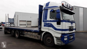 View images Iveco Stralis AS 260 S 42 Y/PS trailer truck