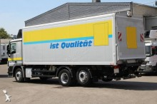 camião reboque Mercedes frigorífico Carrier mono temperatura Actros 2532 L 6x2 Gasóleo Euro 5 plataforma rectaguarda usado - n°2763894 - Foto 8