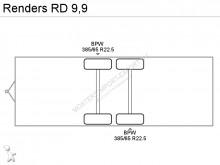 aukcje inna ciężarówka z przyczepą nc RD 9,9 używana - n°2853043 - Zdjęcie 8