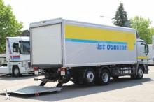 camião reboque Mercedes frigorífico Carrier mono temperatura Actros 2532 L 6x2 Gasóleo Euro 5 plataforma rectaguarda usado - n°2763894 - Foto 9