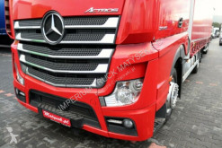 Vedere le foto Autotreno Mercedes ACTROS 2545 / JUMBO 120 M3 / VEHICULAR/ EURO 6 /