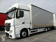 Ver las fotos Camión remolque Mercedes ACTROS 2545/ JUMBO 120 M3/VEHICULAR/ DOPPELSTOCK
