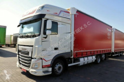 View images DAF XF 460 / JUMBO 120M3 / EURO 6 / 7,7M + 7,7M /  trailer truck