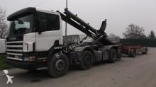 tractora semi volquete Scania
