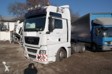 ensemble routier MAN TGX 18 480 LLS-U XXL Low EEV Intarder Klima