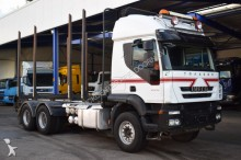 ensemble routier Iveco Trakker 500 / 6x4 / Steel springs / Euro 5