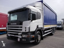 ensemble routier Scania P CV 94 310 CASSONE CENTINATO