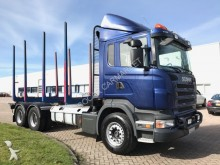tractora semi Scania R 560 6X4 MANUAL