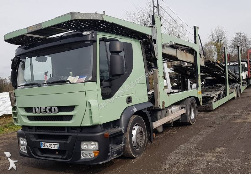 Ensemble routier Iveco