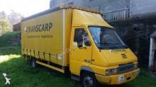 autoarticolato cassone centinato Renault
