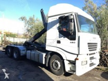 ensemble routier Iveco Stralis 260S48 SCARRABILE