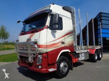 ensemble routier Volvo FH16.700 6x4 / Woodtruck / Full Steel / Globetro