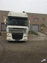 ensemble routier DAF XF105 510