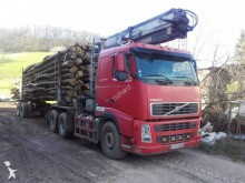 ensemble routier grumier Volvo