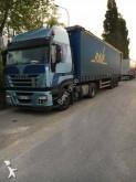 ensemble routier savoyarde système bâchage coulissant Iveco