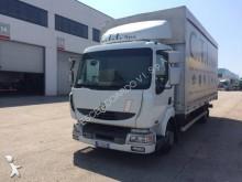 ensemble routier savoyarde système bâchage coulissant Renault