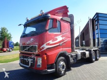 tractora semi Volvo FH16.540 6x4 / Woodtruck / Full Steel / Manual