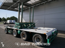 used timber tractor-trailer