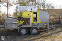 ensemble routier Knott CONCRETE PUMP TRAILER