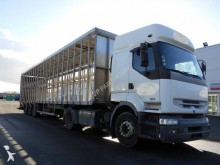 Renault poultry tractor-trailer
