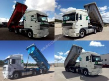 ensemble routier DAF XF105