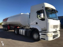 Iveco oil/fuel tanker tractor-trailer