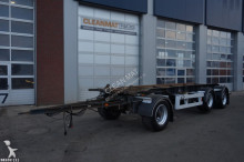 used container tractor-trailer