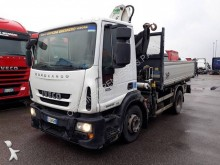 Iveco tipper tractor-trailer