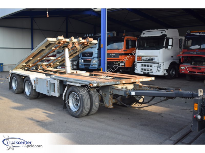 N/a Kipper, BPW tractor-trailer