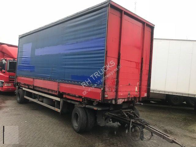 N/a MV 200 C7E MET SCHUIFDAK tractor-trailer