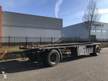 gebrauchter Sattelzug Container