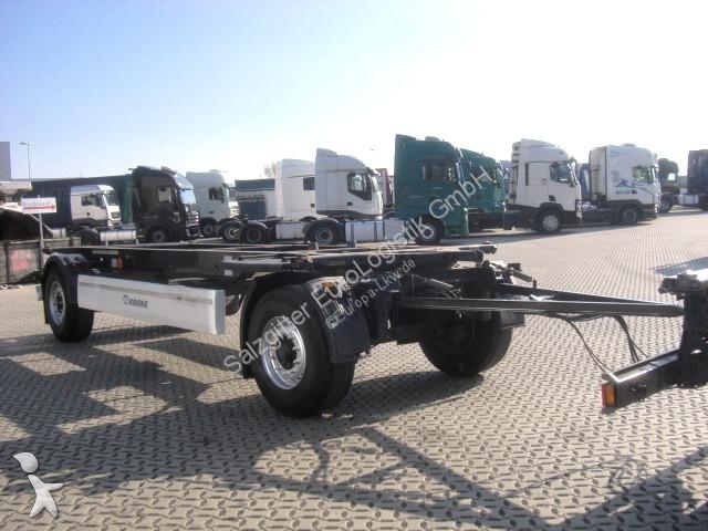 N/a AZ / DB Wechselaufbau / BPW -Achsen tractor-trailer