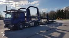 Renault car carrier tractor-trailer