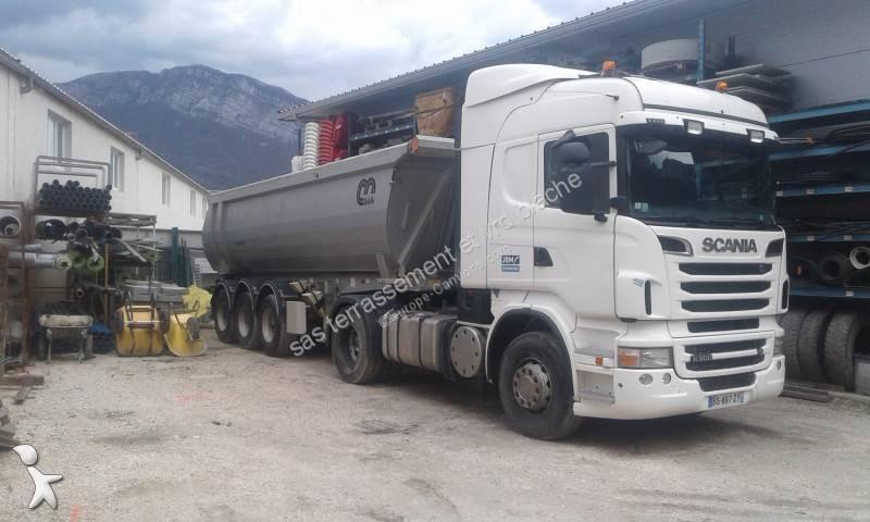 Zobaczyć zdjęcia Zestaw drogowy Scania