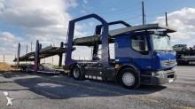 zestaw drogowy do transportu samochodów używany
