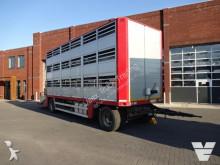 tractora semi para ganado bovino usada