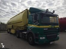 DAF powder tanker tractor-trailer
