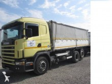Scania tipper tractor-trailer