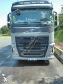 ensemble routier savoyarde système bâchage coulissant Volvo