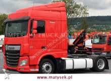 autoarticolato DAF XF 106.460 / SPACE CAB / EURO 6 / LOW DECK /