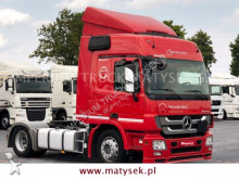ensemble routier Mercedes ACTROS 1844 / MP3/ LOW DECK / EURO 5 /MEGA /
