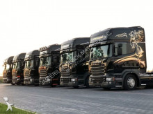 ensemble routier Scania R 410/EURO 6/RETARDER/LOW DECK/ECOLUTION/ FULL