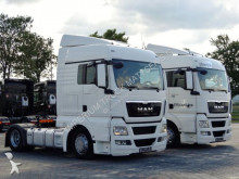 MAN TGX 18.440 / XLX / EURO 5 / LOW DECK / MEGA / tractor-trailer
