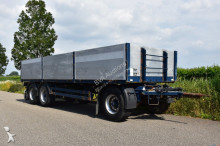 n/a flatbed tractor-trailer