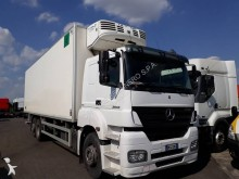 Mercedes refrigerated tractor-trailer