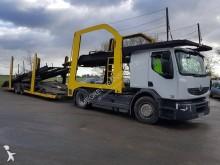 conjunto rodoviário porta carros Renault