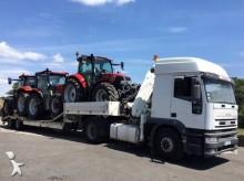 conjunto rodoviário porta máquinas usado