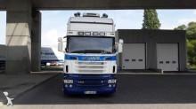 conjunto rodoviário frigorífico mono temperatura Scania
